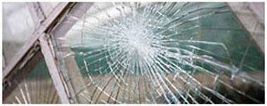 South Shields Smashed Glass